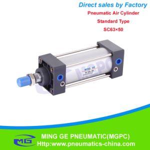 Standard Pneumatic Cylinder (SC / SU) pictures & photos