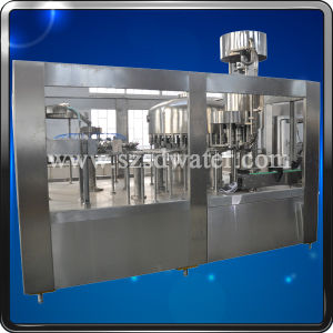 Automatic Drinking Water Filling Machine for Mineral Water Production Line pictures & photos