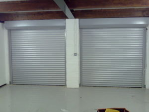 Topbright Universal American Roll up Electric Garage Door pictures & photos