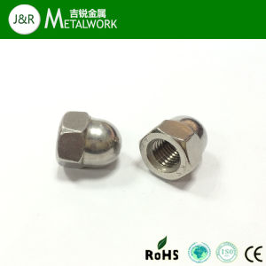 Stainless Steel Hex Acron Cap Nut DIN1587 pictures & photos