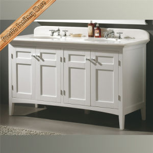 Fed-1901 Modern Solid Wood Bathroom Cabinet Bathroom Vanity pictures & photos