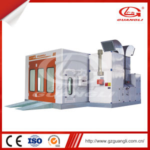 Auto Spray Booth for Britain Market (GL4-CE) pictures & photos