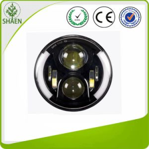 7 Inch Cre H/L LED Headlight for Jeep 60W pictures & photos