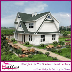 High Quality Shanghai Hanyao Steel Structure Villa pictures & photos