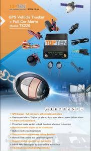 2016 GPS Car Alarm with Door Open Alert, 4Mb Offline Data Logger TK220-EZ pictures & photos
