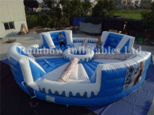 2016 New Arrival Inflatable Hungry Hippos Sport Games pictures & photos