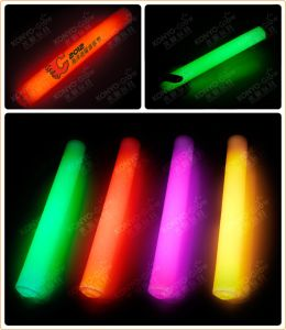 Design Printing Glow Foam Stick for Party pictures & photos