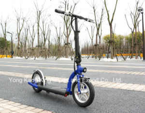 "12"" Wheel 300W Lithium Battery E Scooter (ES-1201) pictures & photos"