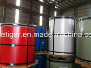 PPGI Sheets & Coils Standard and Steel Coil Type PPGI pictures & photos