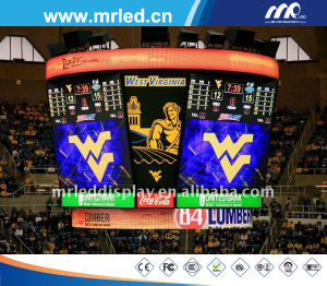 2016 New Product P10mm Sports LED Display / Perimeter LED Display / Stadium Screen pictures & photos