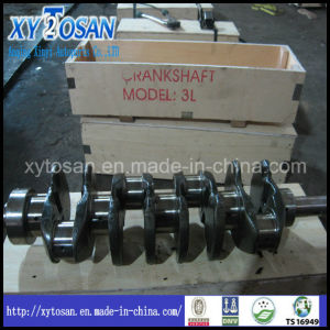 Crankshaft for Mitsubishi 4D56 6D15 6D14 6D16 6D22 4D31 4D32 pictures & photos
