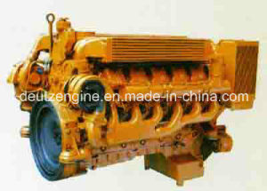 Deutz Bf12L413FC Diesel Engine for Construction Machine pictures & photos