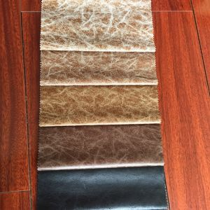 Wholesale Multipurpose Micro Faux Synthetic Suede Fabric pictures & photos