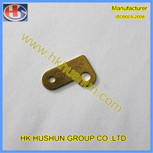 High Precision Custom Stamping with Brass (HS-SM-0012) pictures & photos