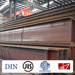 I Beam /H Beam/Steel Profile/Q235/Q345/A36/Ss400 pictures & photos