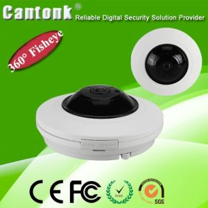 6.0MP Network 360 Sony IP Fisheye Camera pictures & photos