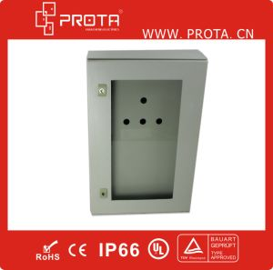 Waterproof Wall Mounting Electrical Enclosures W/T Inner Door & Plexiglass Door pictures & photos