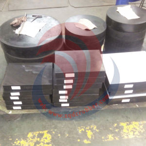 Multiple Layers Laminated Rubber Bridge Bearing for Construction to Philippine pictures & photos