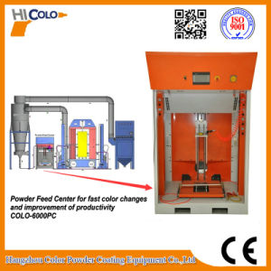 Fast Color Change Easy to Operate Feed Center Colo-6000PC pictures & photos