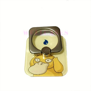Square Pokemon/Pikachu Phone Ring Buckle/Holder for Mobile Phone pictures & photos