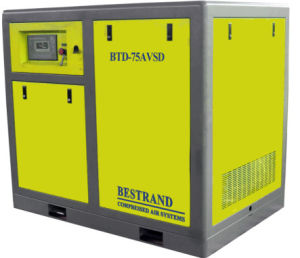 Variable Speed Rotary Screw Air Compressor pictures & photos