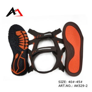 Semi Sandal Shoes Cheap Fashion for Men Women (AK529-2) pictures & photos