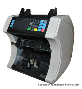 Highly Recommended Double Cis 1.5 Pocket Sorter for Multi-Currency pictures & photos