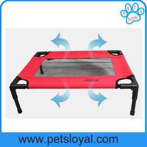 Manufacturer Cool Large Pet Accessory Elevated Pet Dog Bed pictures & photos