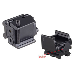 Tactical Red Laser DOT Hunting Laser Sight with Rail Mount pictures & photos