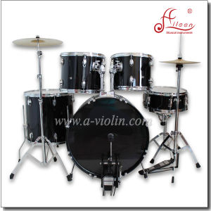 5PCS Drum Set Paint PVC Jazz Drum Set pictures & photos