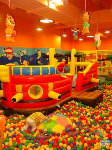 Funny Indoor Soft Playground for Children, Yl-Tqb023 pictures & photos