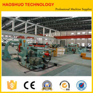 Steel Coil Slitting Machine for Hot Rolled Coil and Cold Rold Coil pictures & photos