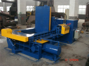 Manual Hydraulic Metal Baler Machine (YD-1300B) pictures & photos