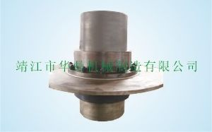 Elastic Drum Gear Coupling with Brake Disc Steel pictures & photos