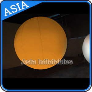 Changeable Light Inflatable Balloon for Advertising pictures & photos