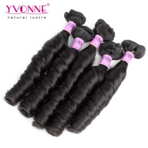 High Quality Very Soft Brazilian Virgin Human Hair Weave pictures & photos