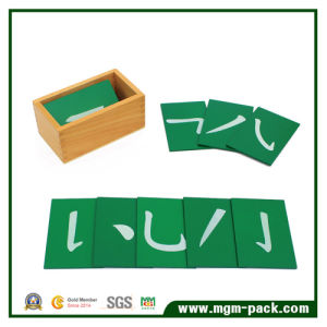 Good Quality Professional Educational Strokes Wooden Toy pictures & photos