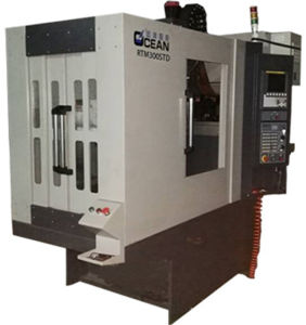 CNC Machine for Metal Processing in High Polish and Precision (RTM500)