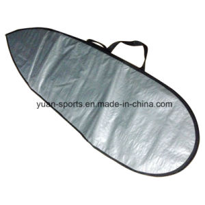 Silver Colour PE Surfboard Sup Board Bag pictures & photos