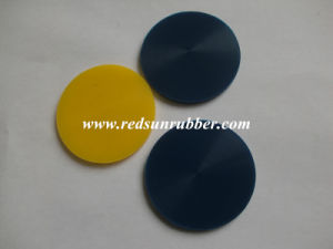 Round Flat Silicone Gasket pictures & photos