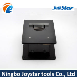 mini table saw for cutting woods, plastic TS-001S pictures & photos
