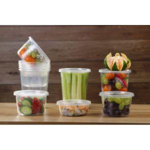 8oz/16oz/32oz Deli Food Container PP Plastic Food Bucket pictures & photos