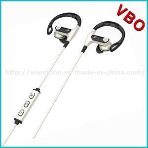 Portable Earhook Bluetooth Headphone Wireless Sport Bluetooth Earphone Stereo Bluetooth Headsets for Smart Phone pictures & photos