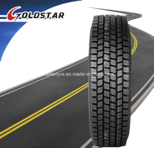 Best Price TBR Tire with Driving Pattern 315/80r22.5, 295/80r22.5 pictures & photos
