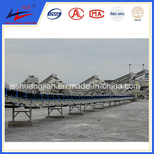 Overland Belt Conveyor for Bulk Material Handling pictures & photos