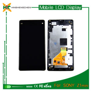 Cheap Mobile Phone LCD Display for Sony Z1mini Compact D5503 pictures & photos