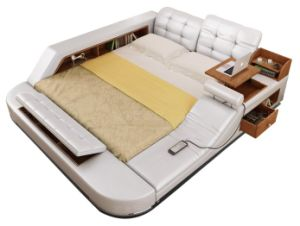 Wedding Bed Comfortable and Soft Massage Bed pictures & photos