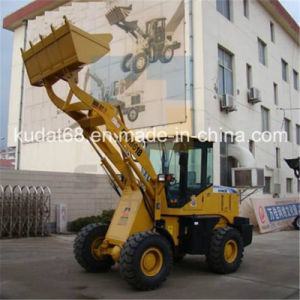 Mini Wheel Loaders 1.2tons Capacity (SWM618) pictures & photos
