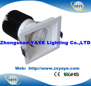 Yaye 2016 Hot Sell Newest Design COB 7W/10/12W LED Dowlight/LED Ceiling Light with 2/3 Years Warranty pictures & photos