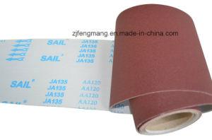 Machine Use Aluminum Oxide Emery Cloth Ja135 pictures & photos